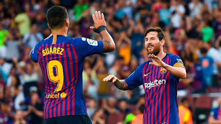 El plan de Valverde para sacar el máximo partido de Messi y Suárez