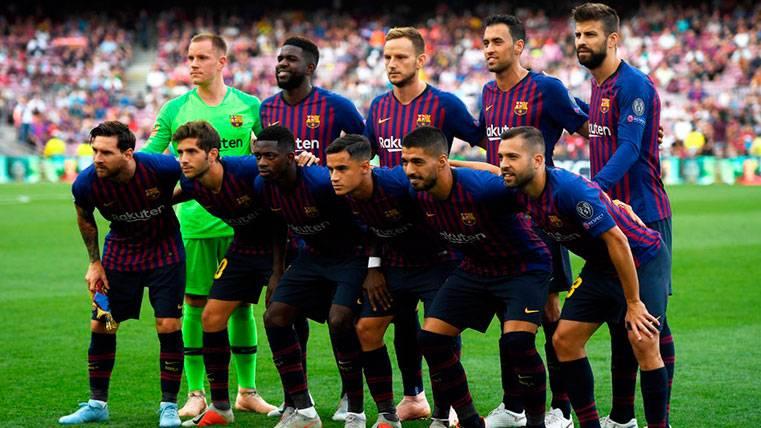 El motivo por el que el Barça es más favorito en la Champions