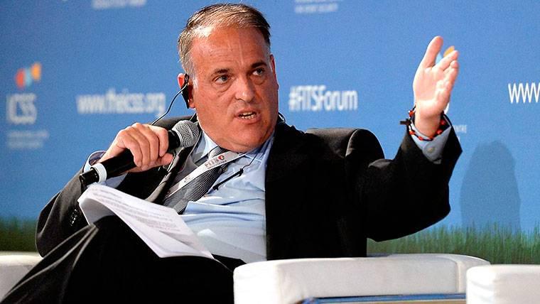 Más lío: La AFE contradice a Tebas y pone en duda el Girona-Barça en Miami