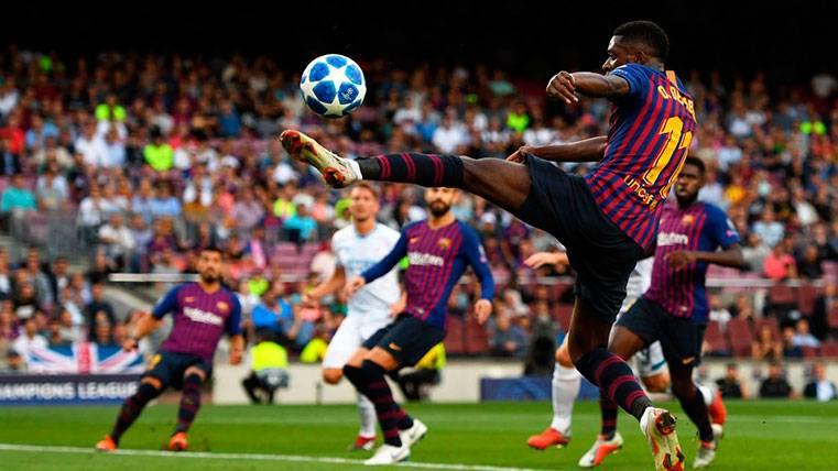 El Barça mantiene la esencia: el equipo más goleador y con más posesión de la Champions