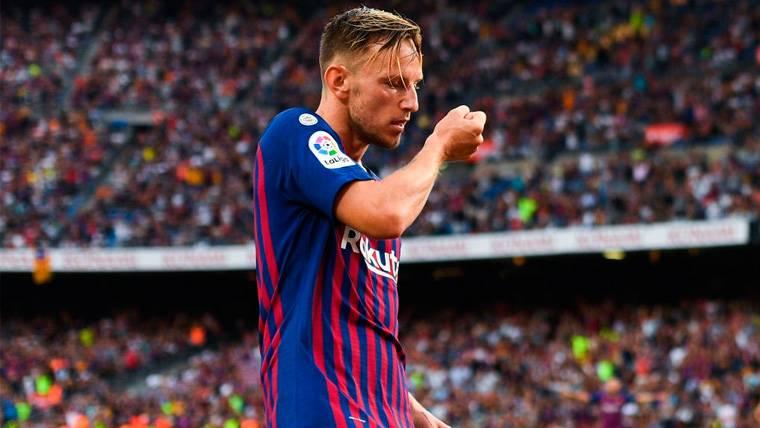 """La advertencia de Rakitic sobre el Barça: """"Esto acaba de empezar y siempre se puede mejorar"""""""
