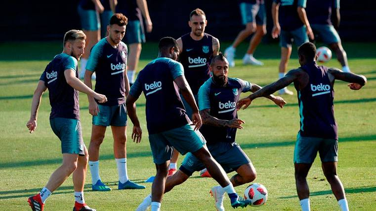 La inesperada baja que el Barça tendría para recibir al Girona