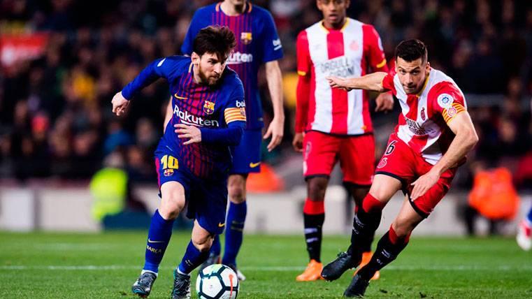 OFICIAL: La Federación veta el Girona-Barça de Estados Unidos