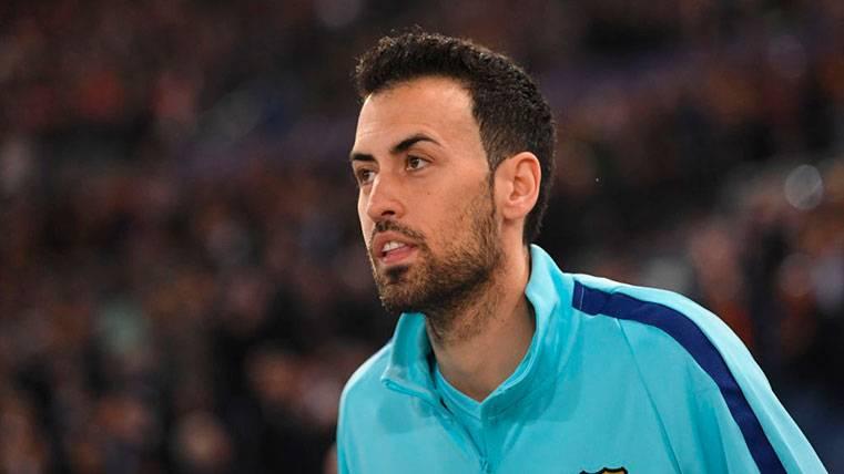 INMINENTE: Sergio Busquets, cerca de renovar con el FC Barcelona