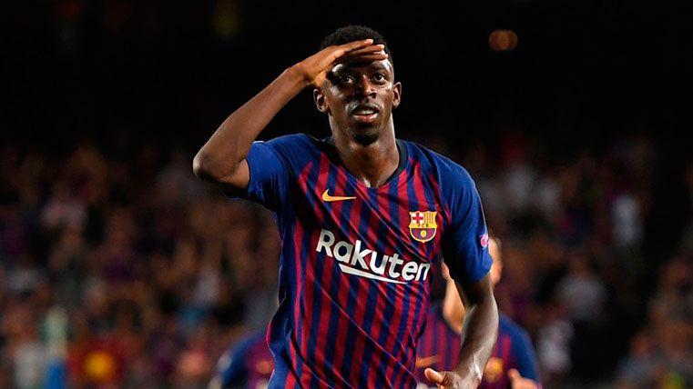 CAMBIO RADICAL:Dembélé, excelso con el Barça; Neymar, criticado en el PSG