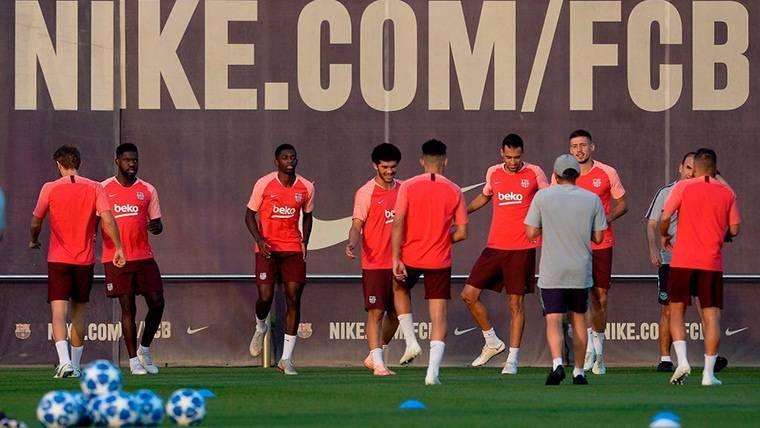 La convocatoria más deseada del Barça con la enfermería vacía