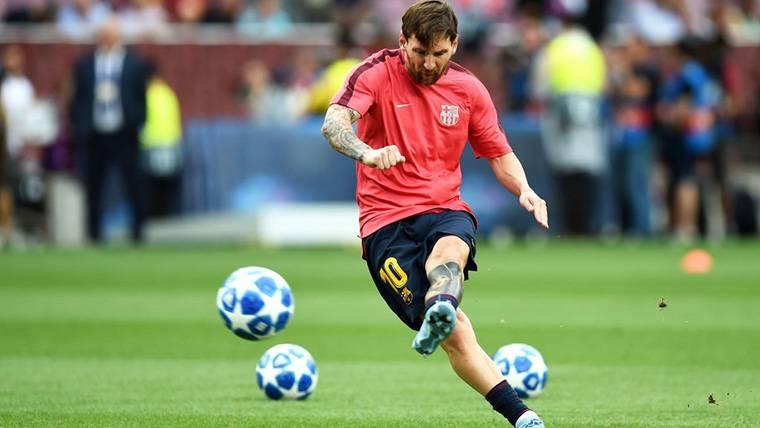 ALERTA:Leo Messi puede recibir descanso en las próximas citas