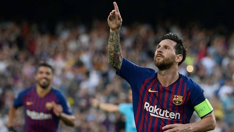 Bienvenidos al 'show' goleador de Messi en el Camp Nou