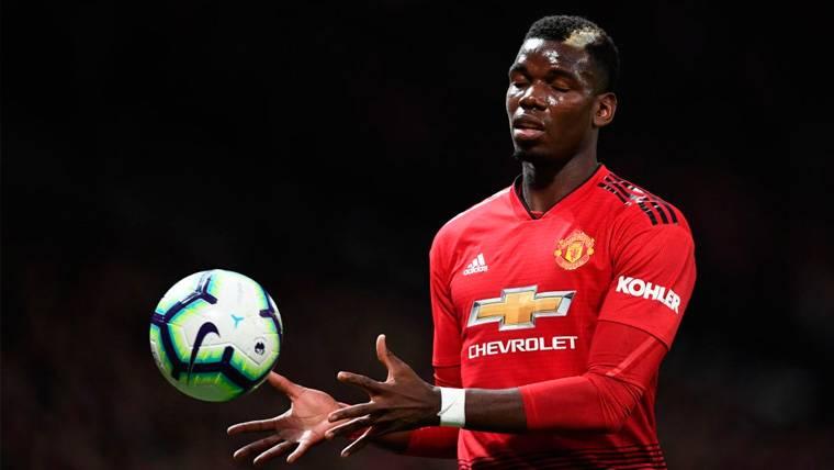 Pogba no volverá a ser capitán en el Manchester United de Mourinho