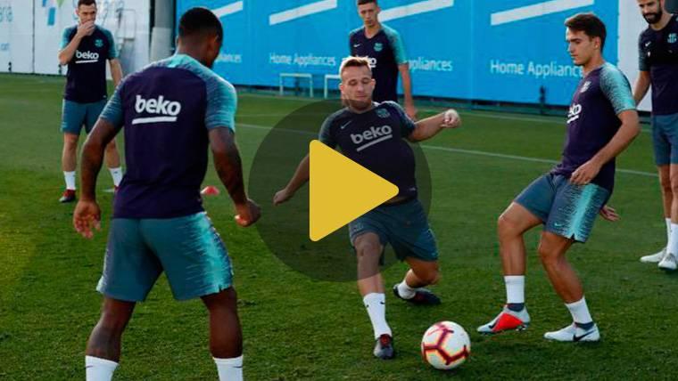 Lista de convocados de Valverde para el FC Barcelona-Girona