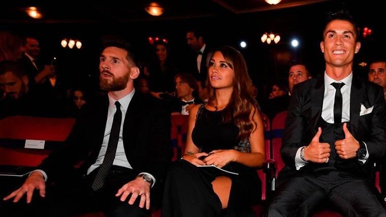 Sin Messi y Cristiano, el FIFA The Best 2018 pierde audiencia