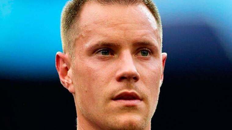 Ter Stegen es optimista y lanza un mensaje para animar al Barça