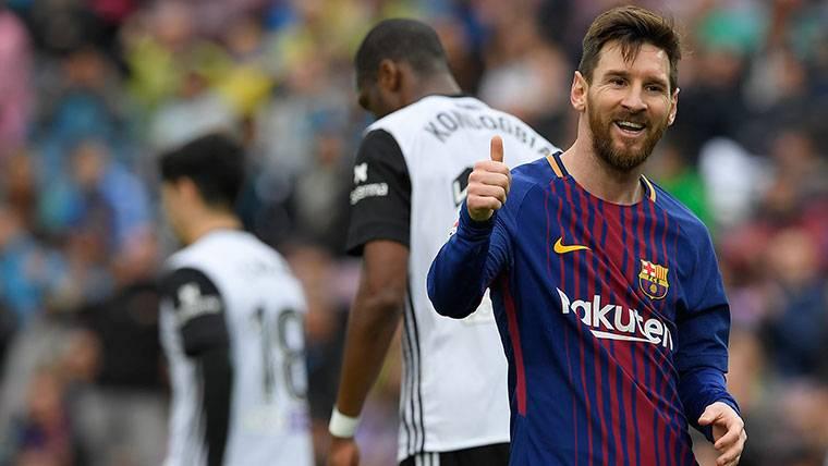 Leo Messi, el único jugador del Barça reconocido en la gala del FIFA The Best