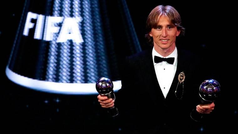 Así quedó la clasificación del FIFA The Best: Leo Messi, en quinto lugar