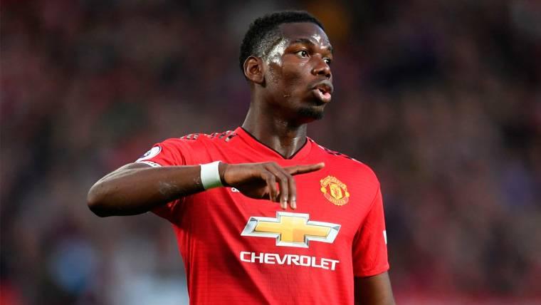 Paul Pogba estaría decidido a dejar el Manchester United y ya habría elegido destino