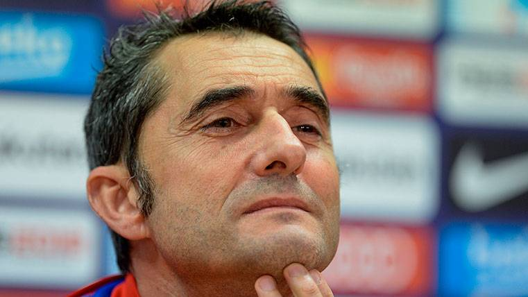 """Valverde: """"El premio se llama 'The Best' y el mejor no estaba"""""""