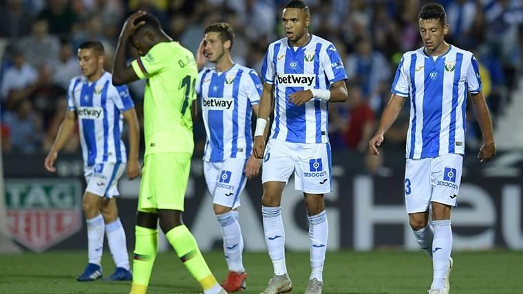 Girona y Leganés, dos 'pinchazos' seguidos que preocupan al Barça