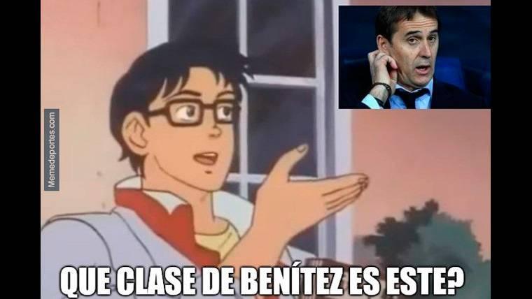 Estos son los mejores 'memes' del Sevilla-Real Madrid