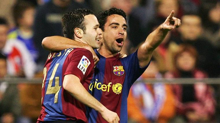 La fórmula del Barça para olvidar que Xavi e Iniesta ya no están