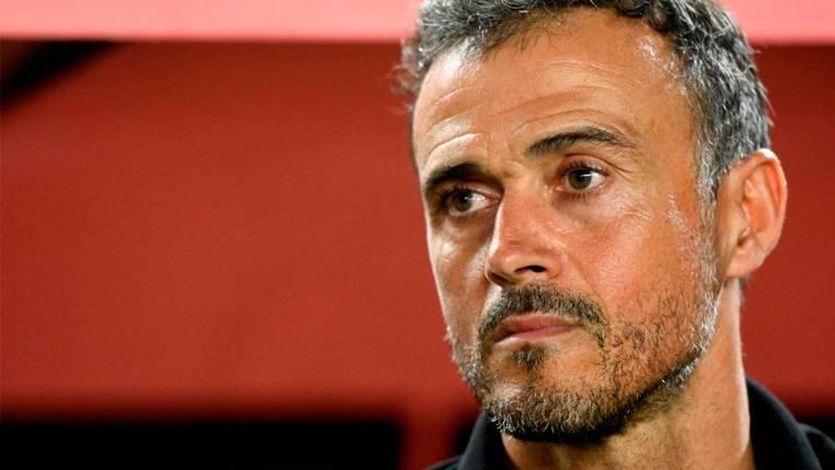 El ajuste de Luis Enrique en la selección española que puede beneficiar al Barça