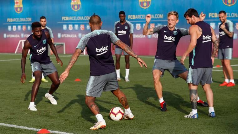 ALARMA:El FC Barcelona podría perder por lesión a una pieza clave de su plantilla