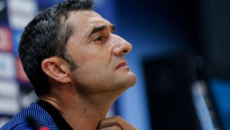 Valverde defiende a sus jugadores y avisa que seguirá habiendo rotaciones