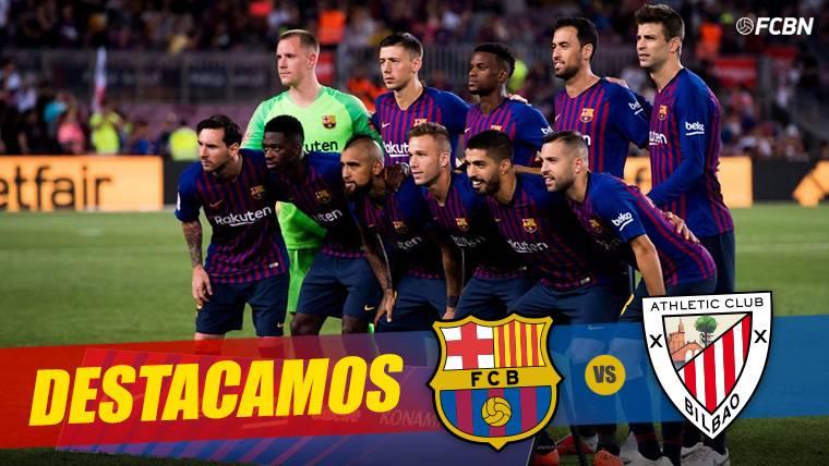 El dato negativo que el Barça quiere superar contra el Athletic