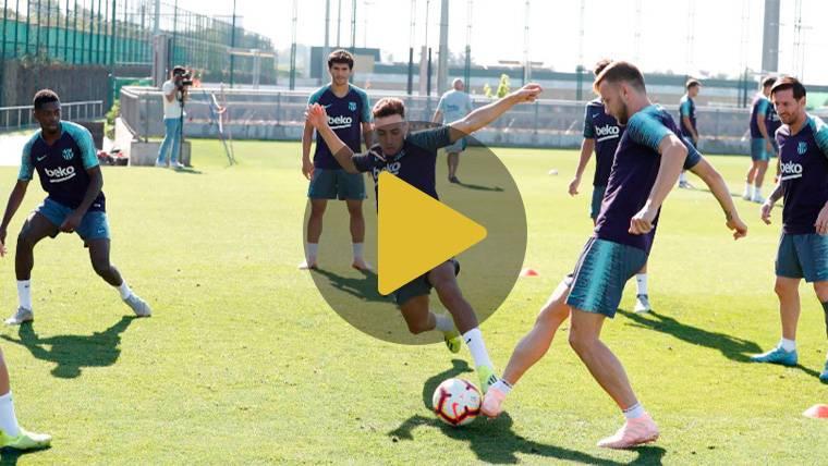 Lista de convocados de Valverde para el FC Barcelona-Athletic