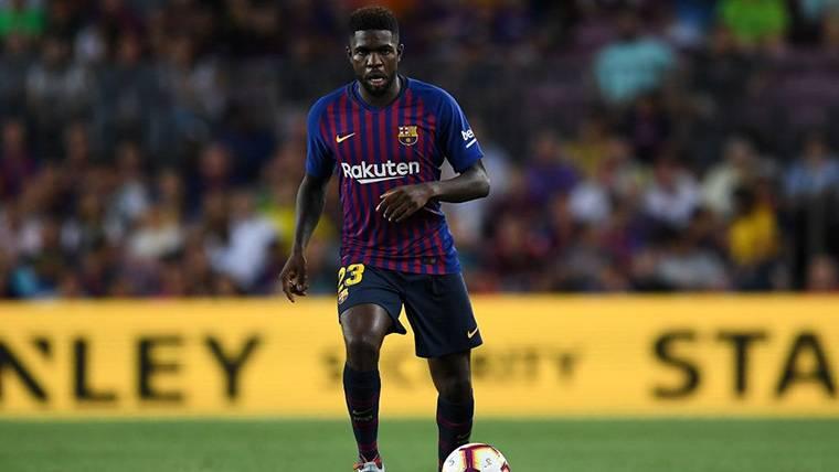 La fórmula del Barcelona para recuperar cuanto antes a Umtiti