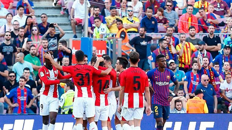 De Marcos ahonda en la herida defensiva del FC Barcelona