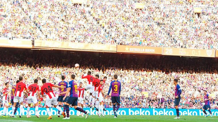 La nueva táctica para frenar los tiros de falta de Leo Messi