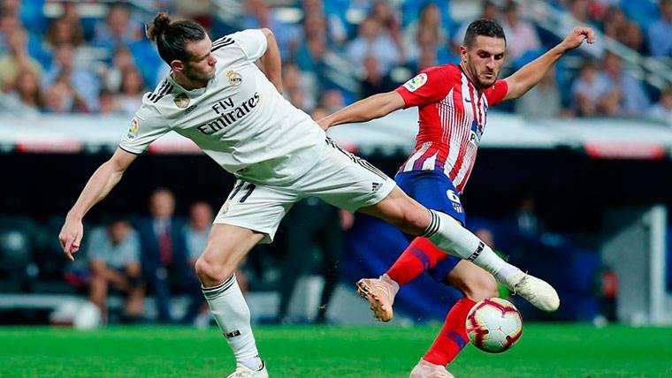 Problemas para el Real Madrid tras el derbi: Bale se lesiona