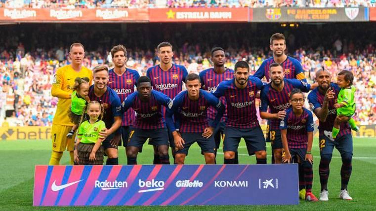 Los dos 'intocables' de Ernesto Valverde en el FC Barcelona