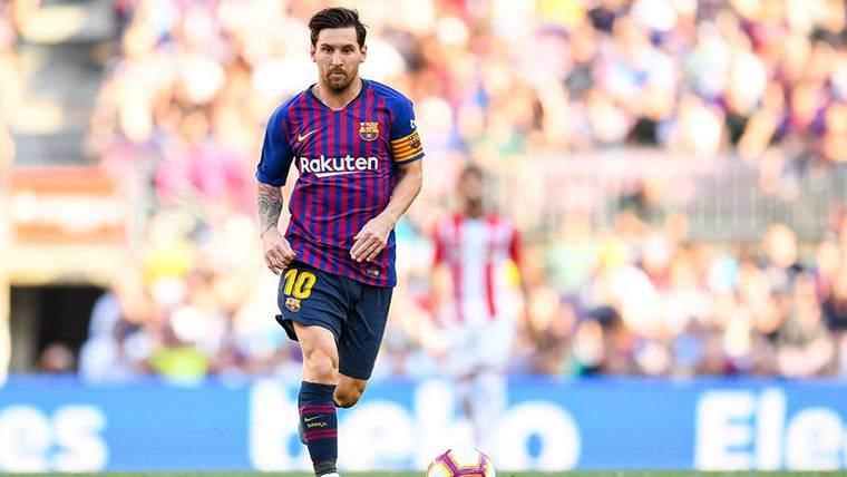 El FC Barcelona convertirá a Leo Messi en un 'one-club man'