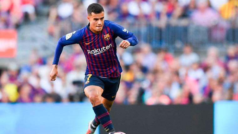Philippe Coutinho, el arma del Barça contra un rival y un estadio que conoce bien