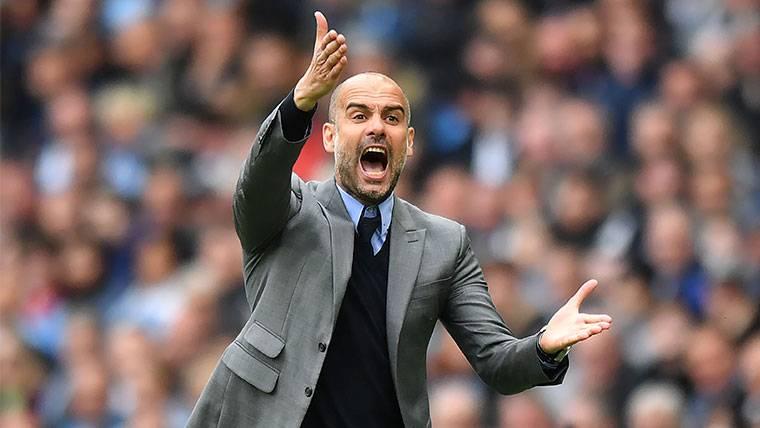 Las dos preguntas que molestaron a Guardiola en las ruedas de prensa de Champions