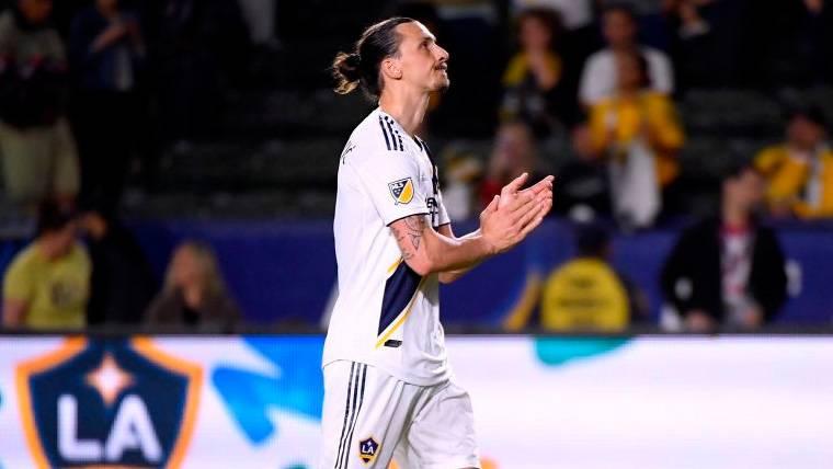 ¡Aseguran que Ibrahimovic podría volver a Europa en el mercado de invierno!