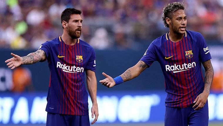Neymar explica su nuevo papel en el PSG y pide que no le comparen con Leo Messi