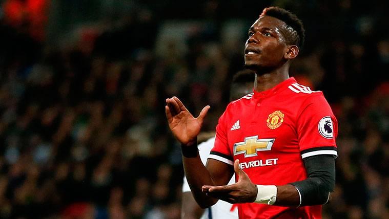 Pogba recupera antiguos pretendientes para tratar de alejarse de Mourinho