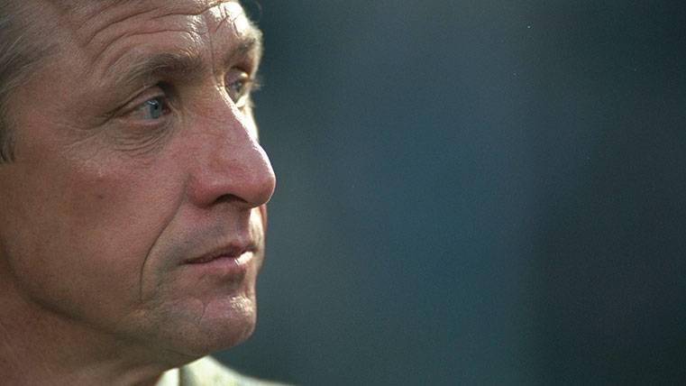 VIRAL: La frase premonitoria de Cruyff en 2002 sobre el VAR