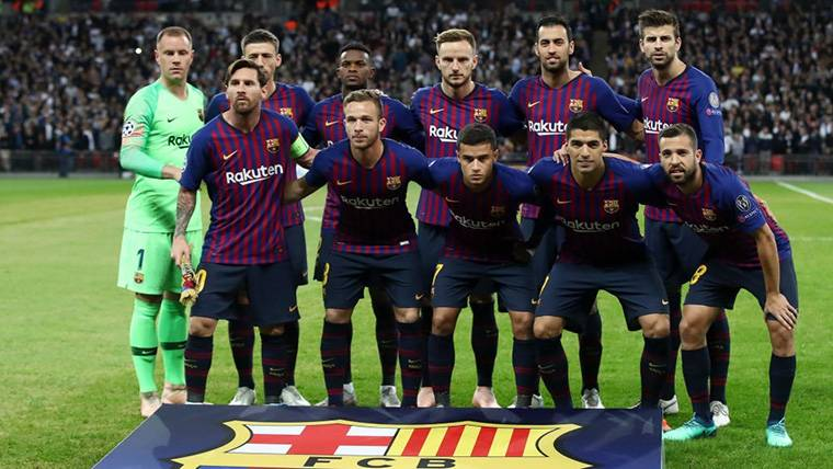 jugadores del barcelona plantel 2018