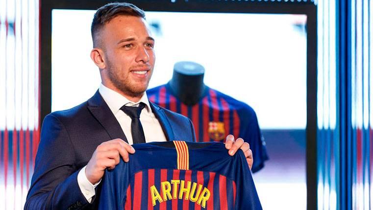 El sueño que se volvió imposible para Arthur Melo en el Barça