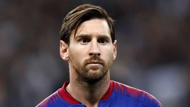 Messi, extramotivado en los partidos 'grandes' del Barcelona