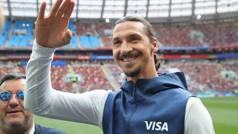 Propuesta multimillonaria para el fichaje de Zlatan Ibrahimovic