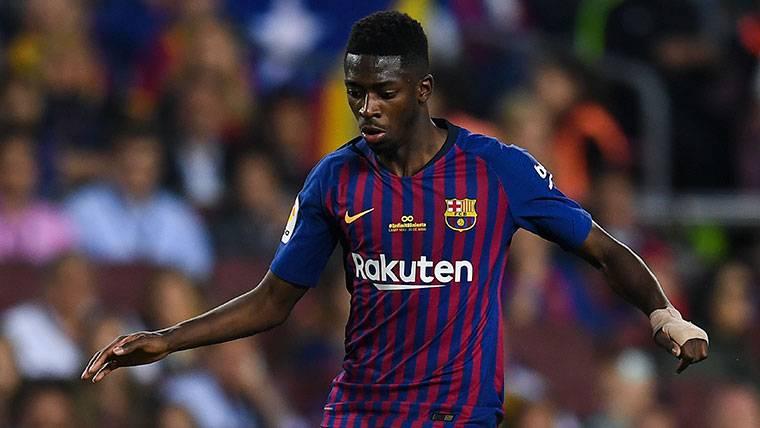 El mayor problema de Ousmane Dembélé en el Barça: La presión viene de fuera