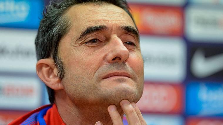 """Valverde marca el camino del Barça: """"Para ganar la Champions, tenemos que ganar LaLiga"""""""