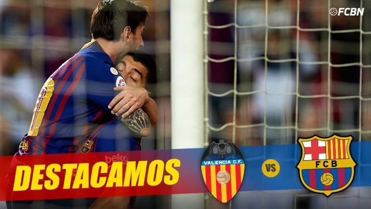 Luis Suárez sigue sin carburar, pero es el mejor aliado de Messi