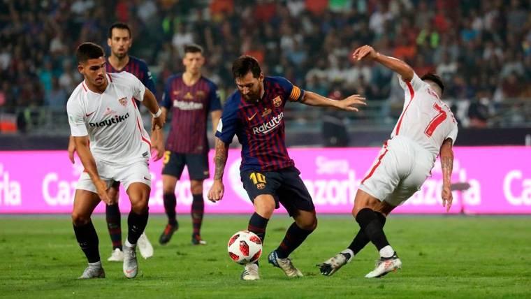 El FC Barcelona-Sevilla de la Jornada 9 se convierte en una final por LaLiga