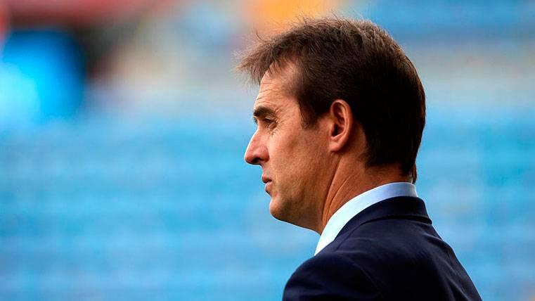 El Real Madrid estudia el despido de Lopetegui: estos son los posibles sustitutos