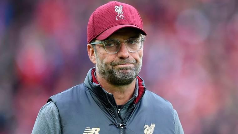Duras críticas de Jürgen Klopp a la UEFA Nations League